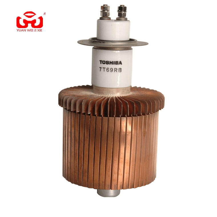 Toshiba Electron Tube,HF Power Grid Tube 7T69 Oscillator Tube