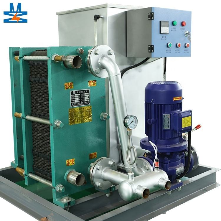 Water Chiller Solid State Hoge Frequentie Lasser Water Water <span class=keywords><strong>Uitwisseling</strong></span>