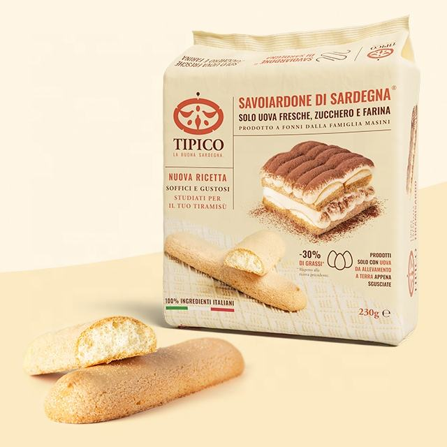 Taidian-biscuits au doigt samiardi pour tiramamsu 230 gr, style italien