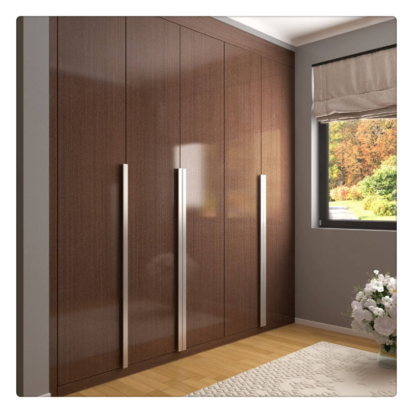 Foshan Furniture wardrobe modern clothing storage cabinets and Armoire