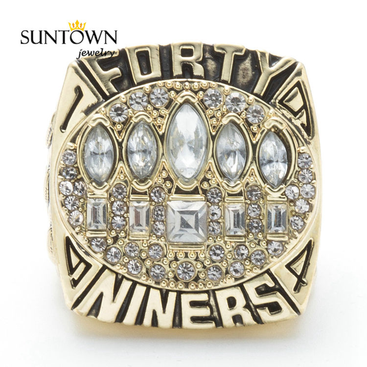 NFL FORTY NINER 1994 49ers Championship Ring wholesale