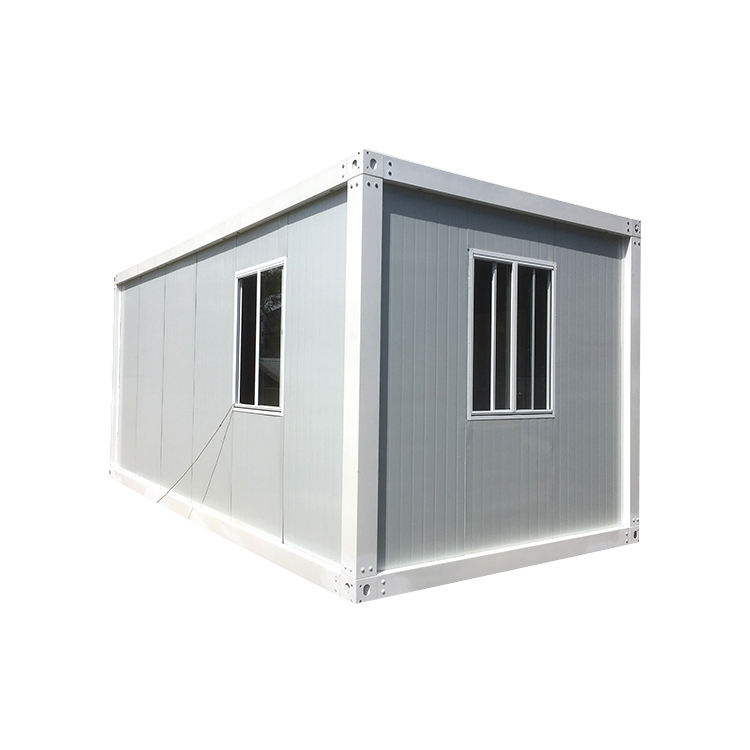 zambia prefabricated rooms cabin one bedroom container house