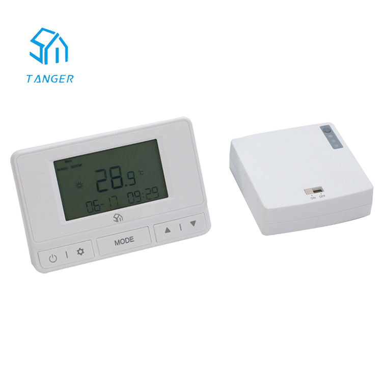 Hot Selling HVAC Systems Digital Programmable Precision Custom Air Conditioner Room Thermostats