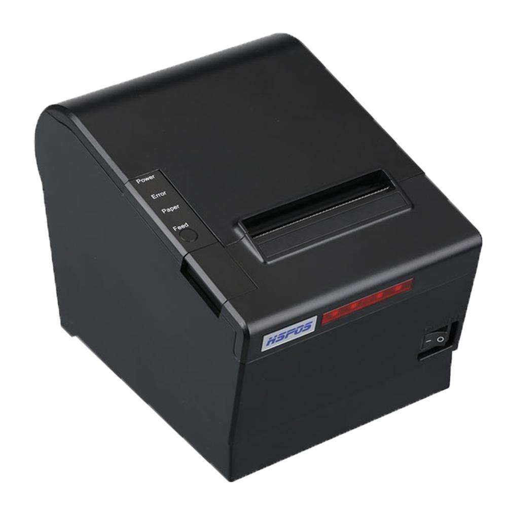 80mm gprs printer for restaurant order lan and wifi port thermal receipt printer support MQTT Could Printing Solution