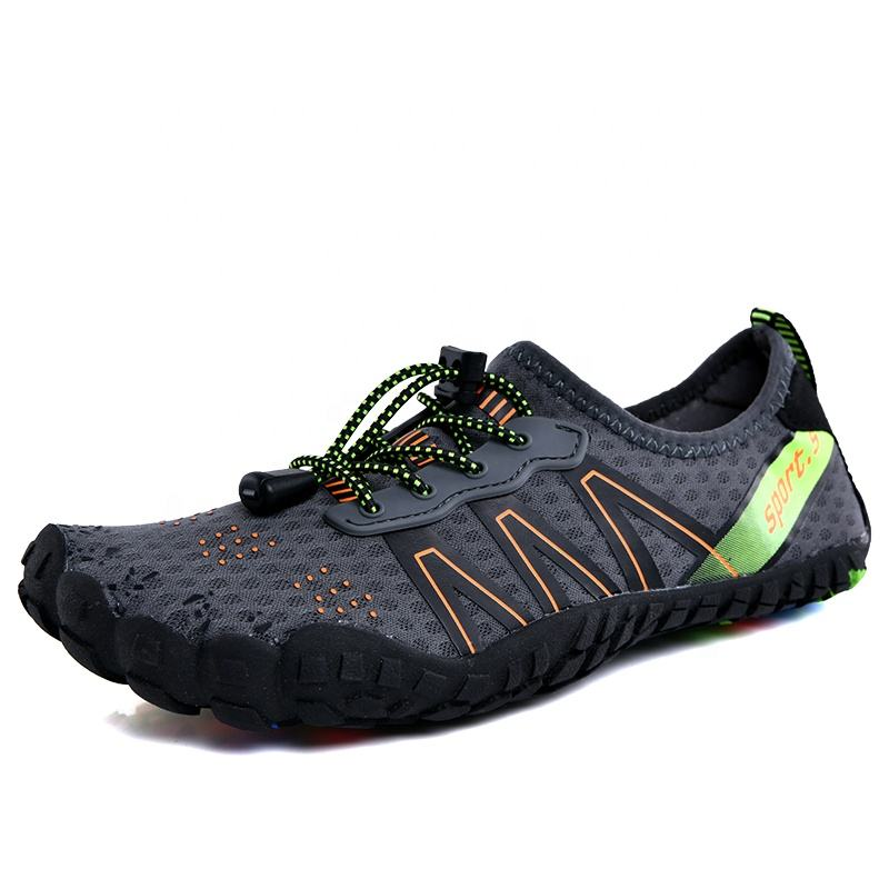 2020 New Design Five Finger Shoes Quick Dry Barefoot Beach Shoes Water Shoes