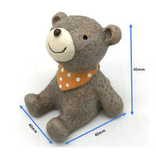 Little bear furnishing articles home interior accessories decoration