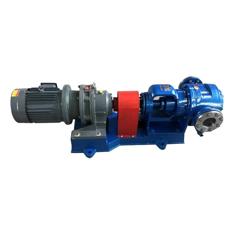 NYP series high viscosity internal gear pump for transfer bitumen/glue/molasses/honey