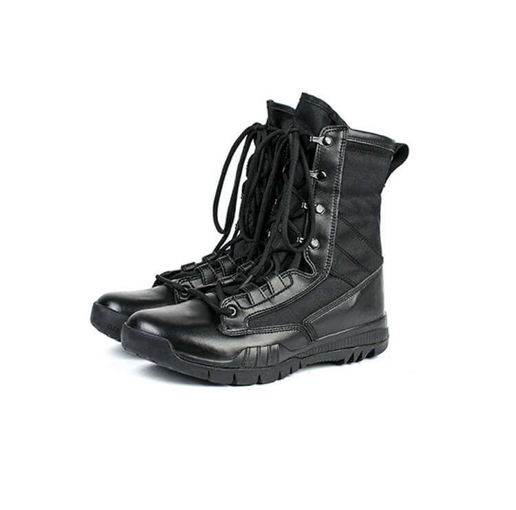 Best Seller Cheap police military boots military shoes men