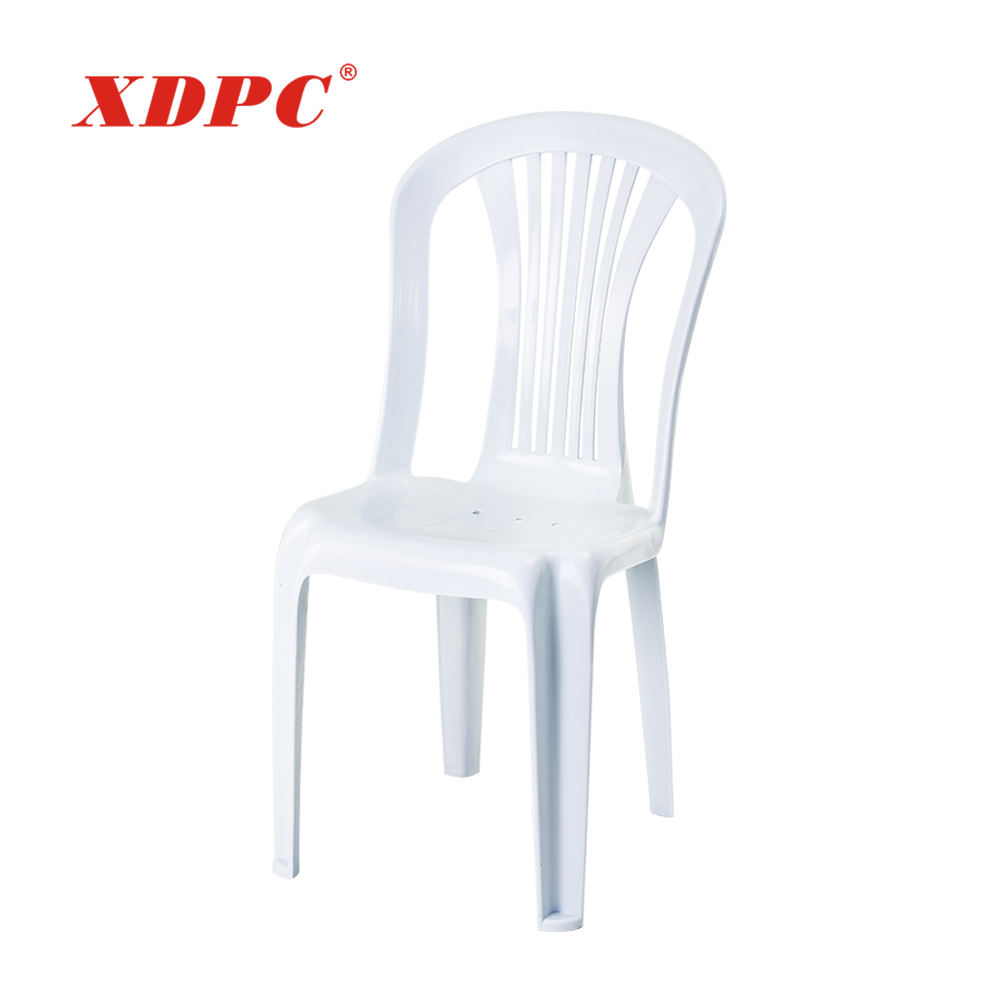china cheap color restaurant coffee shop outdoor no arms plastic chairs without arms