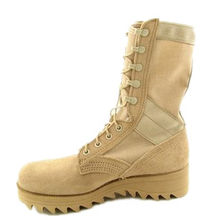 XLY, army approved high ankle military boots black/tan tactical military boots for Africa HSM261