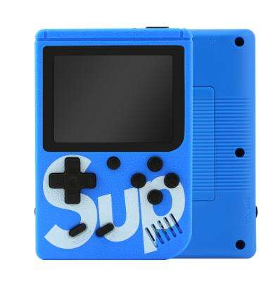 2020 Sup Portable Video Handheld Game Single-player game console all in one 400 in 1 PLUS Retro Classic SUP Game Box