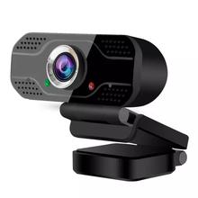 HD 1080P WebCam  zoom with Microphone Autofocus USB Webcam  conference camera