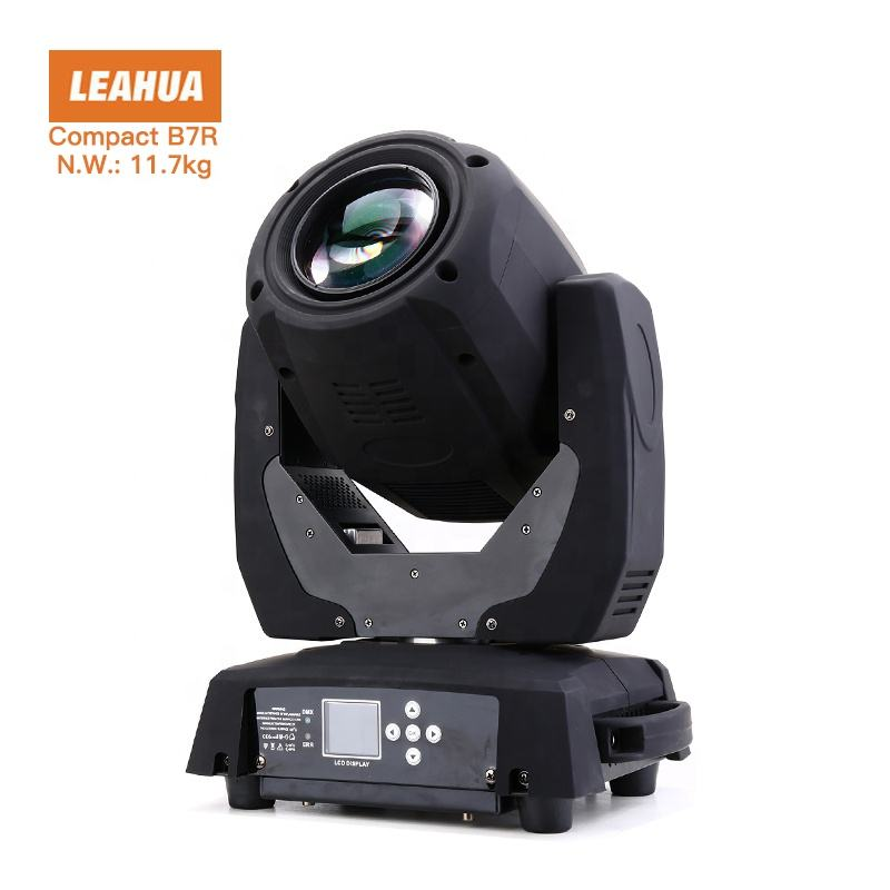 Hot Sale Stage lighting small mini 7R beam 230 moving head
