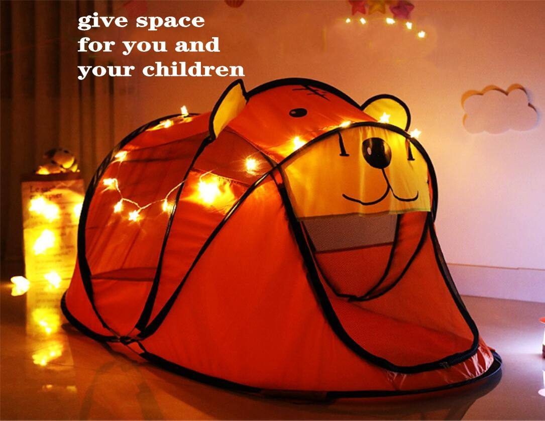 Cartoon Fancy Children Indoor Tents Durable Family Best Collection Children Indoor Tents
