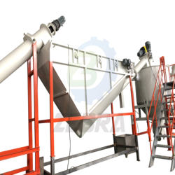 Professional Complete PET Bottle Recycling Plant with CE certificate