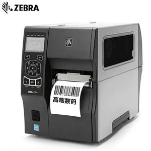 Zebra ZT410 300dpi advanced Industrial direct thermal transfer barcode label Printer