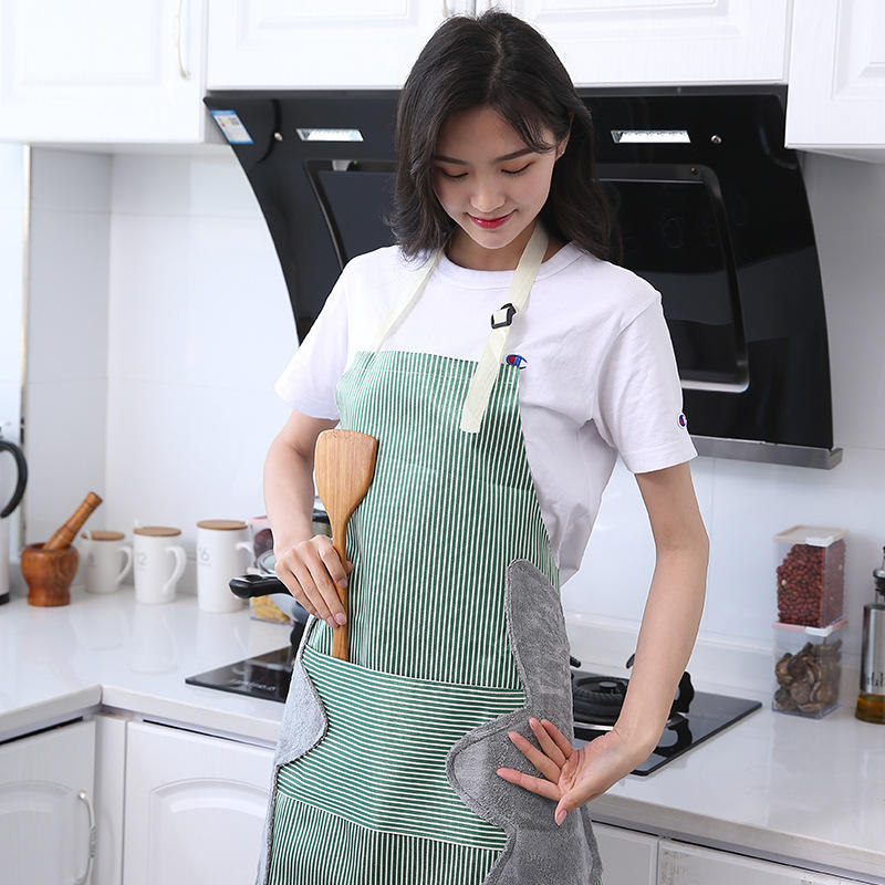 hot sale waterproof kitchen aprons cooking aprons