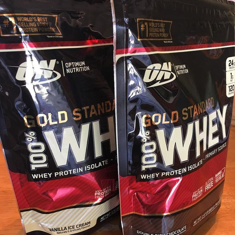 High Quality Sport Supplements Whey Protein Powder Isolate Protein Powder Gold Standard