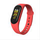 Wholesale Fitness Band Wholesale Price TFT Screen Touch M4 Fitness Band Smart Bracelet Blood Pressure