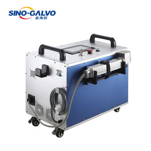 High performance fiber handheld laser cleaning machine equipment for rust laser rust remover