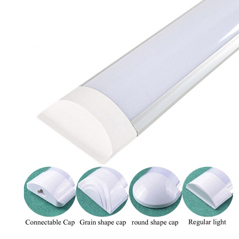 Guangzhou 100lm/W Smd 2835 Pf0.9 Cri80 300 Mm 600 Mm 900 Mm 1200 Mm 1500 Mm Led Batten licht Lineaire Buis