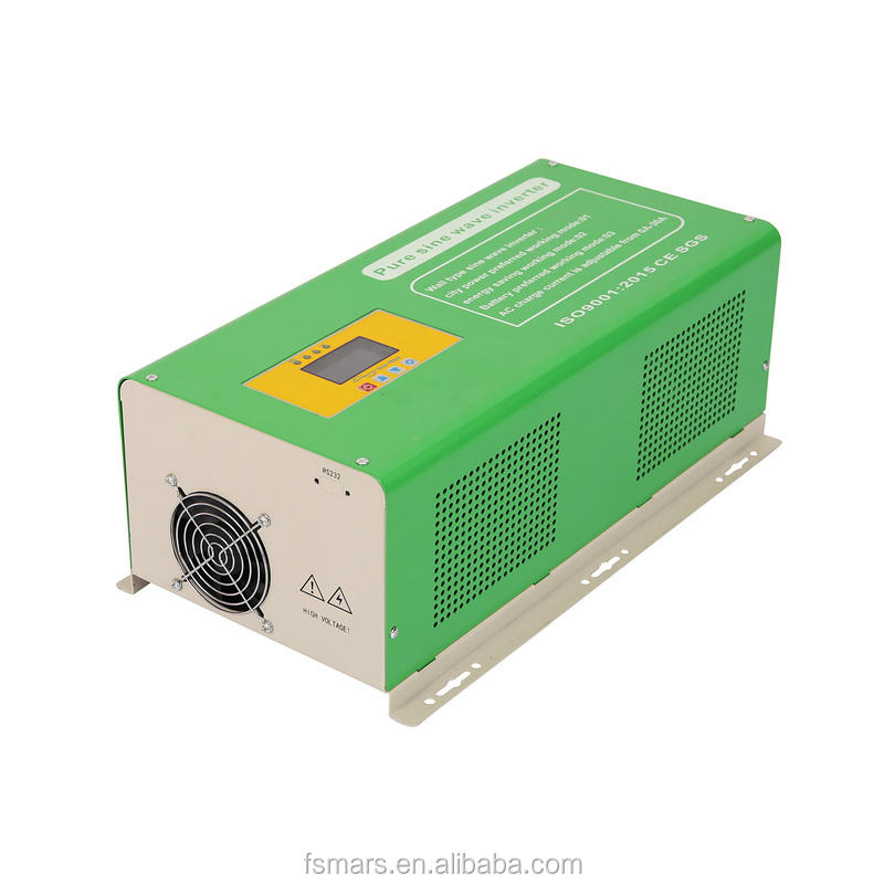 Mars solar inverter power inverter 2kw 3kw 6kw pure sine wave inverter generator