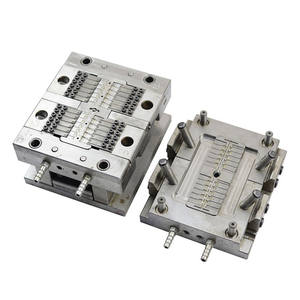 plastic injection molding and plastic injection mold maker for pp molding parts
