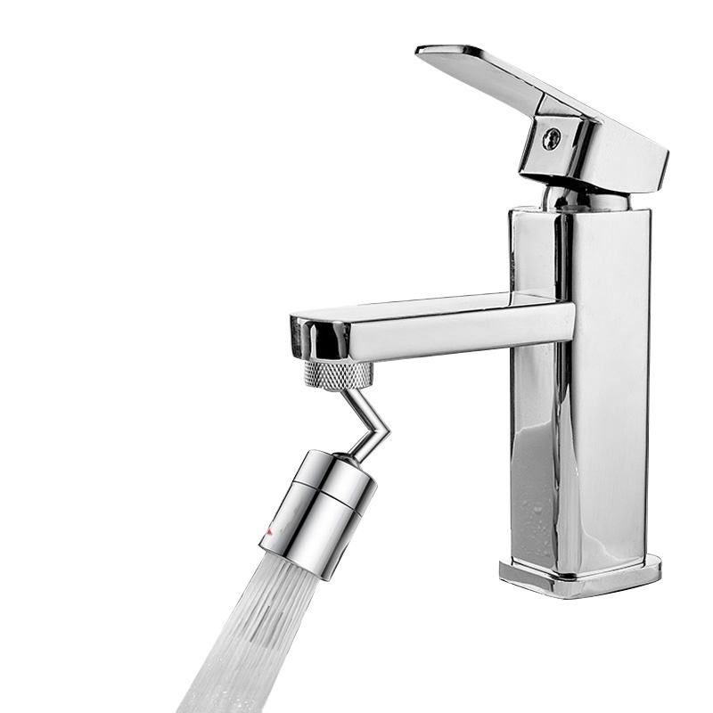 720 Degrees Rotating Faucet Universal Splash Filter rotation Stainless Adjustable faucet