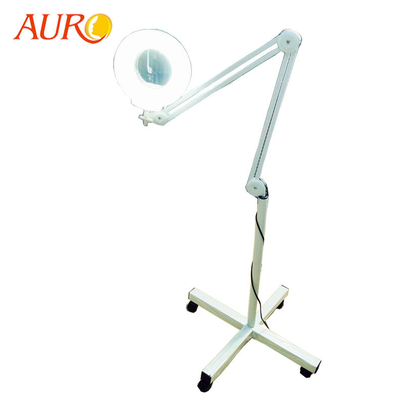 Au-662 Medical magnifying glasses Eye Glass Magnify Lamp Aesthetic lamps