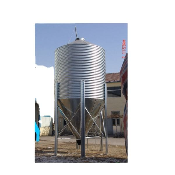 silo for corn grain poultry feed bins small silo transport wheat silo