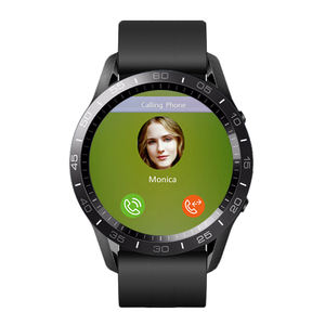 Latest design Round Sports Smartwatch 2020 for Android phone