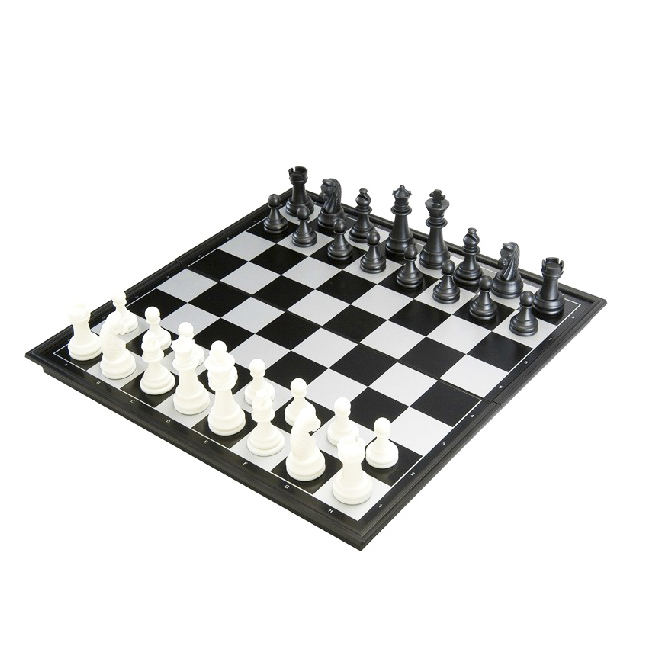 Hot folding magnetic board international chess for kids