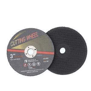 3Inch Ultra Thin Abrasive Cutting Disc for stainless steel