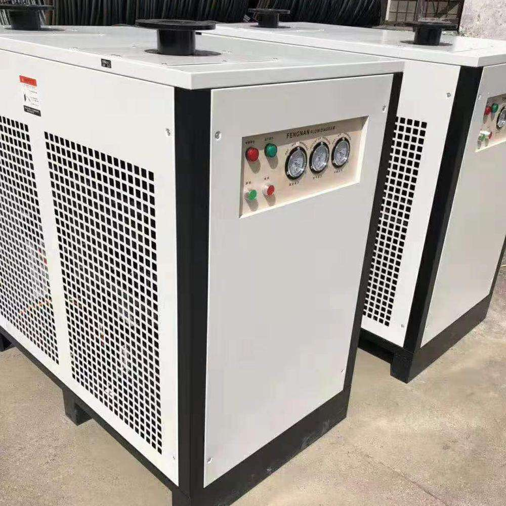 liteng screw air compressor with 3500litre air dryer refrigerated 10bar gas tank and air filter