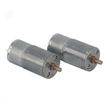high torque slow speed motor with 25mm gearbox