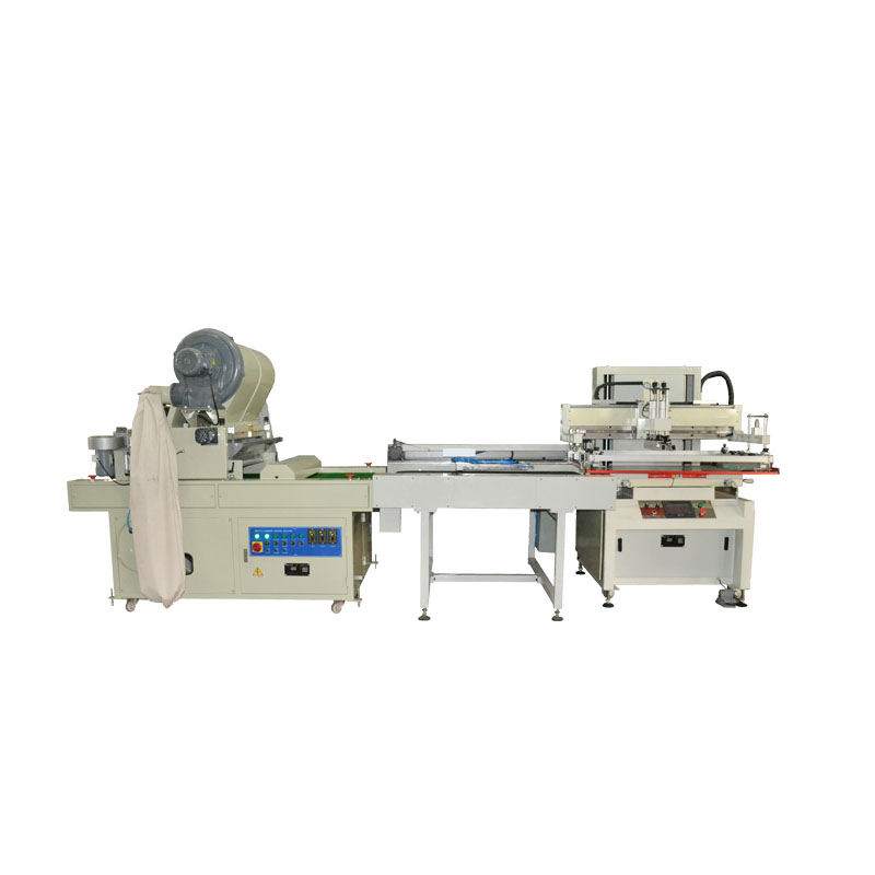 screen printing machine for hot melt transfers