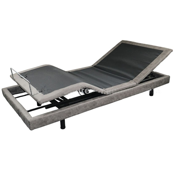 Wholesale High Quality Electric Single Folding Metal Iron Beds