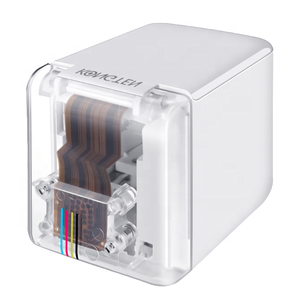 Mbrush printer PrinCube-The World's Smallest Mobile Color Printer