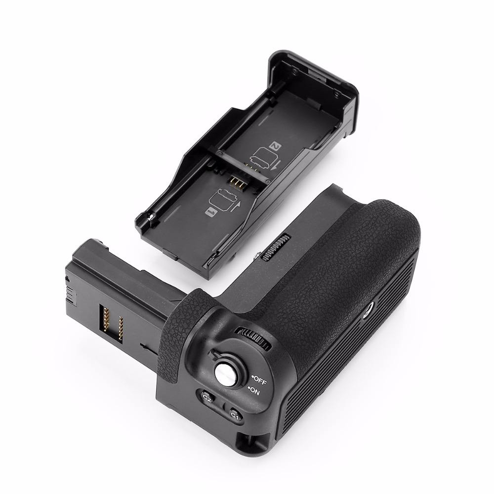 Meike MK-A9 Battery Grip To Control Shooting Vertical-shooting Function for Sony A9 A7RIII Camera Battery Grip