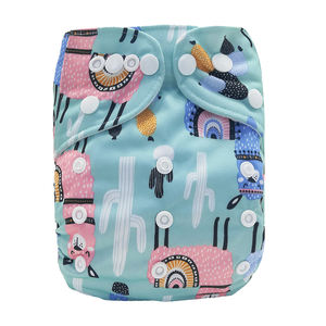 Yayababy cotton cloth diapers