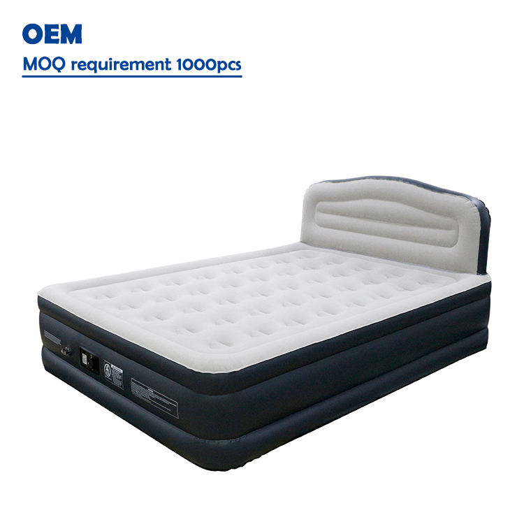 Queen Size Inflatable Air Bed with built in pump