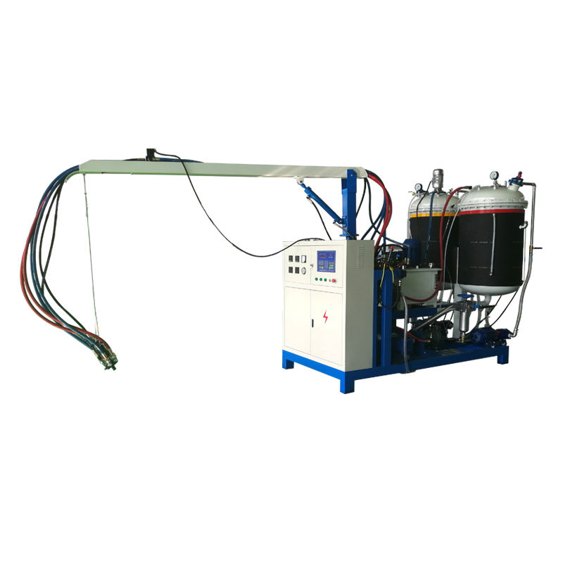 Polyurethane high temperature elastomer casting machine polyurethane foaming machine