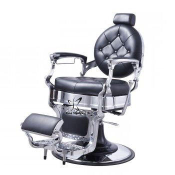 Beauty barbershop antique salon equipment and furniture hair saloon chairs metal barber chair