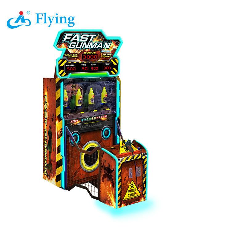 Çekim Arcade simülasyon oyun makinesi, jetonlu ateşli silah oyunu