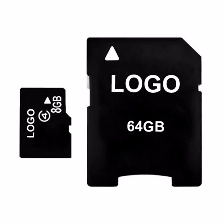 Ebay Hot Sale Kustom Logo Memory SD Card 1GB 2GB 4GB 8GB 16GB 32B 64GB 128GB Micro Memory Sd Card dengan <span class=keywords><strong>Adaptor</strong></span>