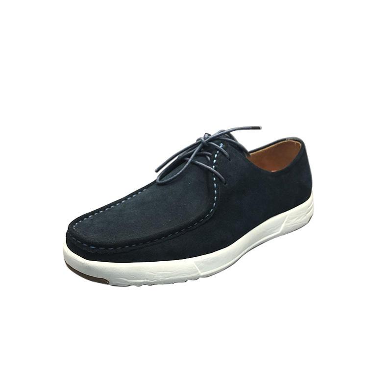 Estilo alemán caliente barato prefabricadas zapatos casuales Zapatos de deporte de los hombres