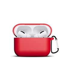 20 colors 25mm thickness silicone cases for airpods pro 2019 earphone headphone protective cover for apple airpod3