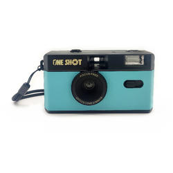 35mm reusable film Camera with Flash