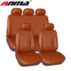 universal high quality leather car seat cover