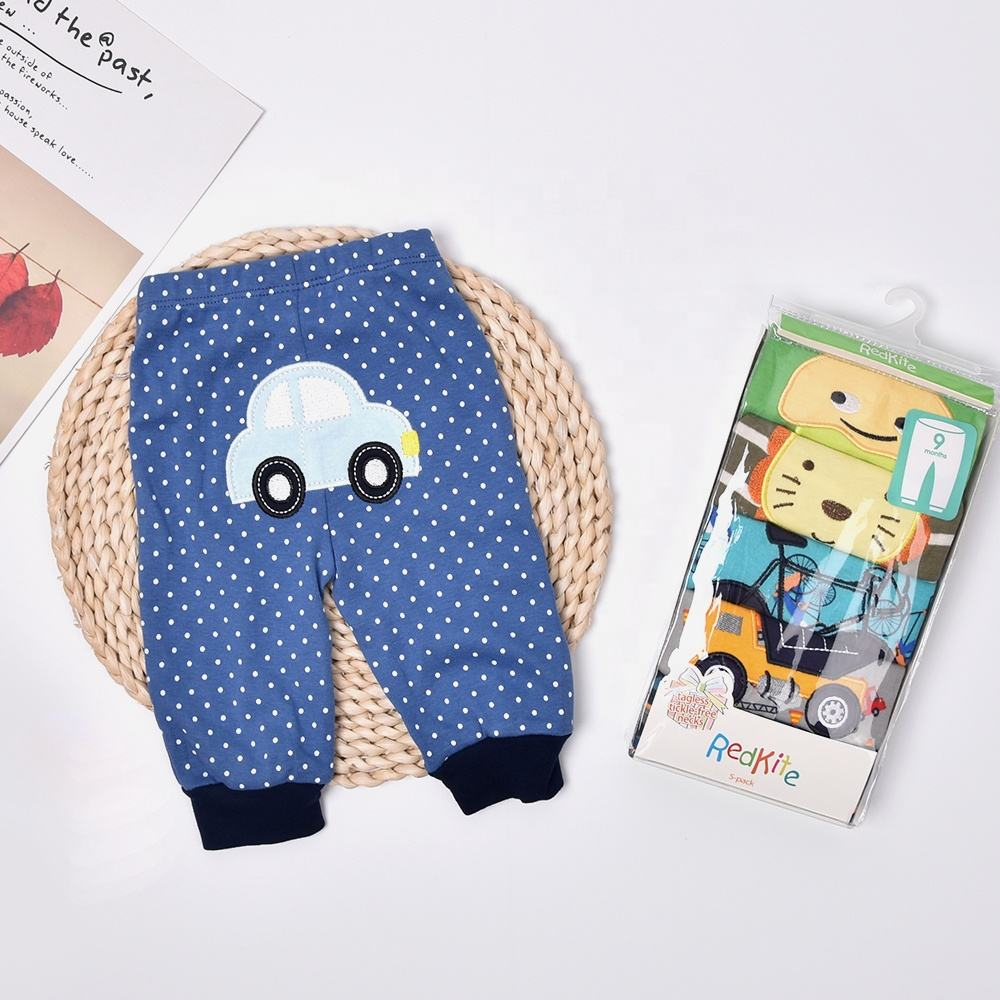 0-24 Months Infant Pants Newborn Clothing Autumn Lovely Cotton trousers harem pants
